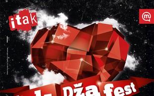 Festivalsko vzdušje v središču Ljubljane v družbi svetovnih glasbenih zvezd!
