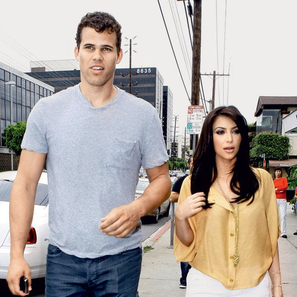 Kris Humphries in Kim Kardashian