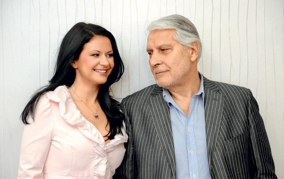 Marijana Hlebš in Boris Cavazza (foto: Primož Predalič)