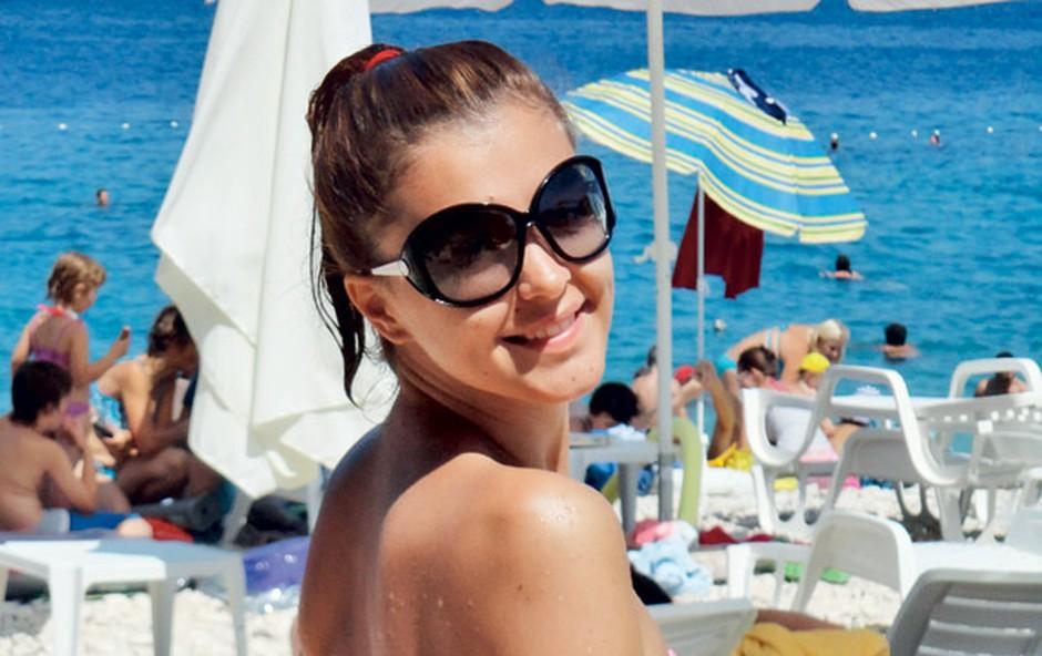 Sanja Grohar (foto: osebni arhiv)