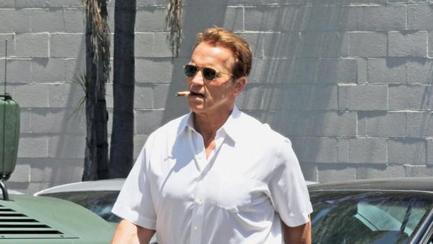 Arnold Schwarzenegger (foto: Profimedia.si)