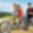 Marjanca Scheicher: Pozor, blondinka na motorju!