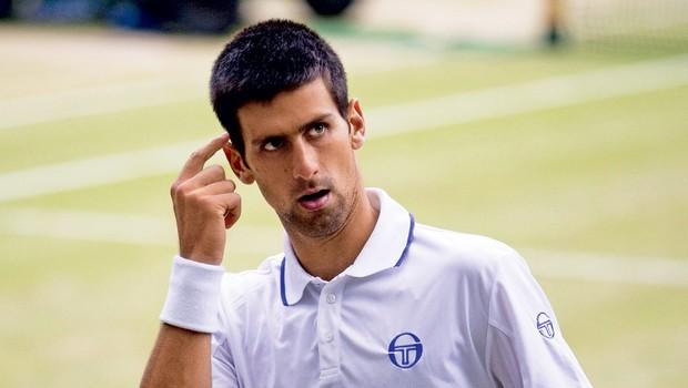 Novak Djoković (foto: Profimedia.si)