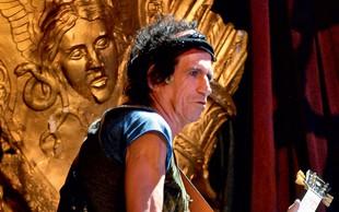 Keith Richards: Biografija gre za med