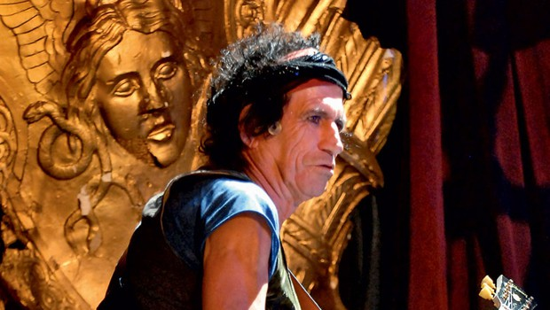 Keith Richards (foto: Profimedia.si)