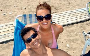 Rebeka Dremelj: Na dopust brez moža!