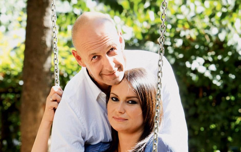 Jože & Doris Činč (foto: Helena Kermelj)