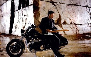 Jan Plestenjak: Z motorjem gre na dopust