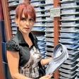 Suzana Jakšič: Rada obdaruje moške