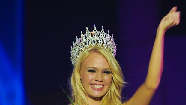 Nova Miss Earth je postala Rebecca Kim Lekše (foto: Primož Predalič)