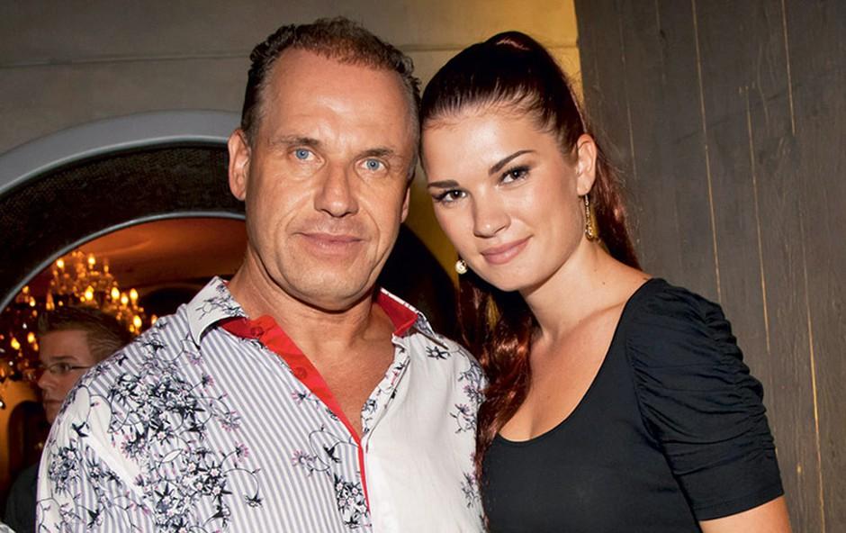 Rajko Hrvatič in Daša Podržaj (foto: Zaklop.com)