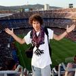 Željko Božič: Barcelono izbral za navdih