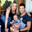 """Barbara Zajc: """"Najlepše je biti mamica"""""""