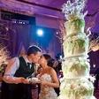 Beno Udrih: Doživel sanjsko poroko