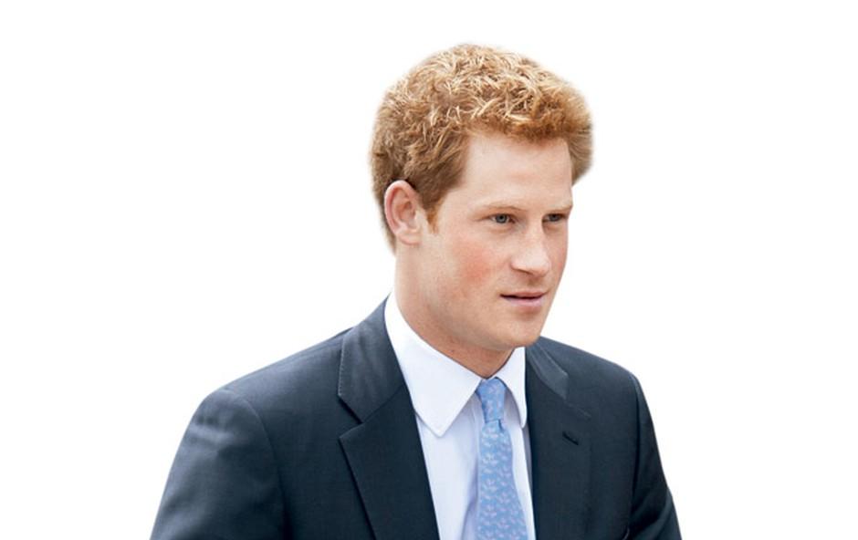 princ Harry (foto: Profimedia.si)