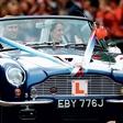Princ William: Vozil z ročno