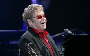 V Stožice prihaja Elton John & Band