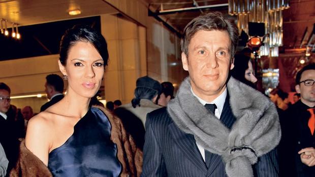 Sabina Remar in Tomaž Kralj (foto: Helena Kermelj)