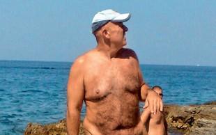 Ivo Godnič: Na gejevski plaži v Rovinju