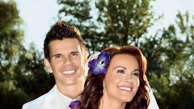 Sandi Škaler in Rebeka Dremelj Škaler (foto: Dejan Nikolić)