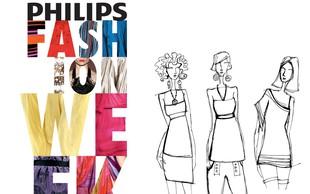 Podarjamo pet dvojnih vstopnic za Philips Fashion Week!