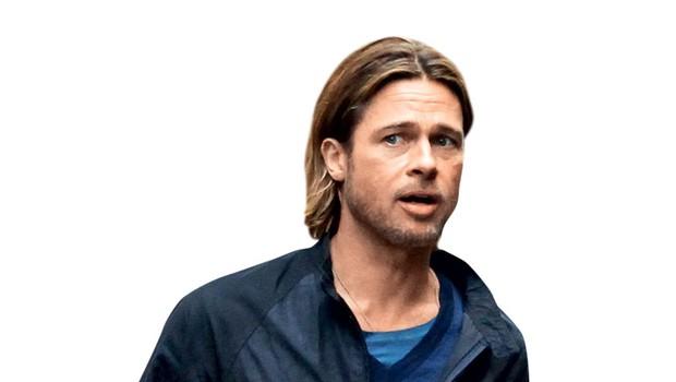 Brad Pitt (foto: Profimedia.si)