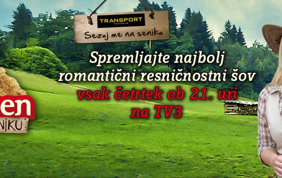 Ljubezen na seniku (foto: arhiv TV3)