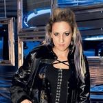 Eva Breznikar na Modni reviji Maxija (foto: Sašo Radej)