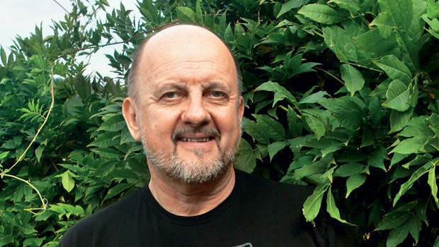 Zmago Jelinčič Plemeniti (foto: Goran Antley)