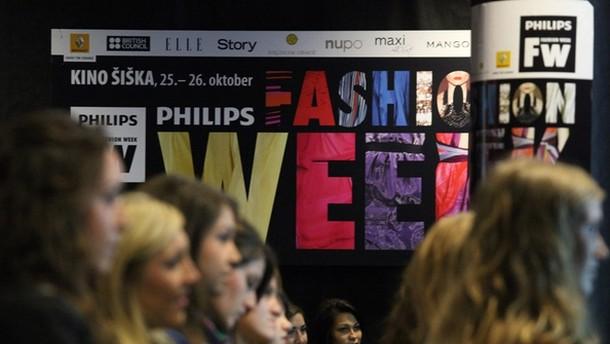 Prvi Philips Fashion Week