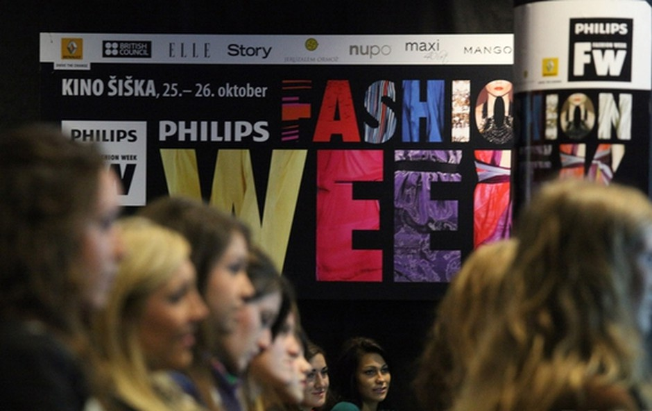 Prvi Philips Fashion Week (foto: AML)