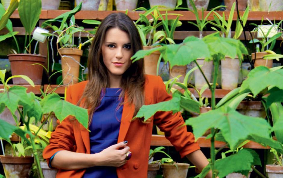 Nuša Lesar (foto: Helena Kermelj)