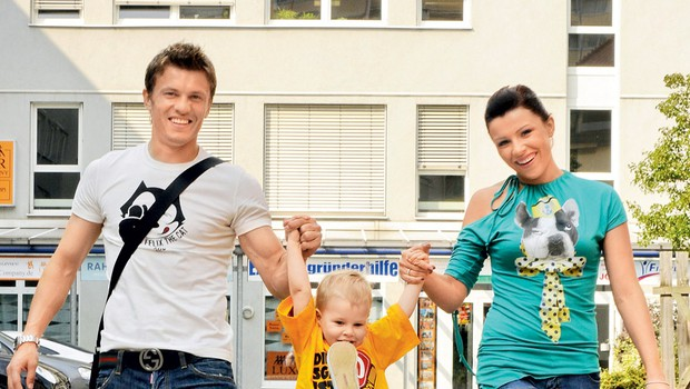 Zlatko, Sara in Melisa Dedić (foto: Peter Marinšek)