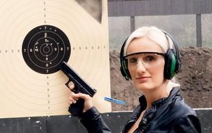 Nataša Zupan: Rada strelja