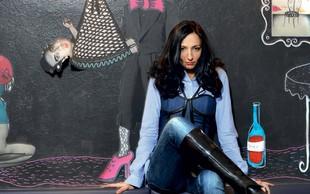 Vesna Milek: V knjigo zlila življenje Borisa Cavazze
