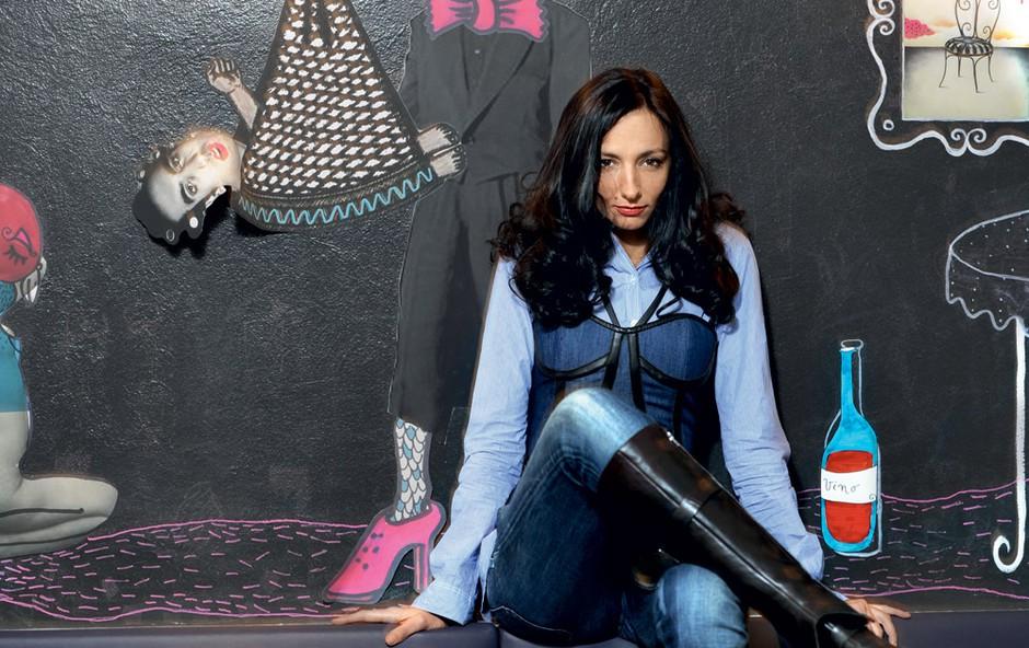 Vesna Milek (foto: Primož Predalič)