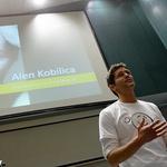 Tiskovna konferenca Alena Kobilice: Vidim Cilj (foto: Aleš Pavletič)