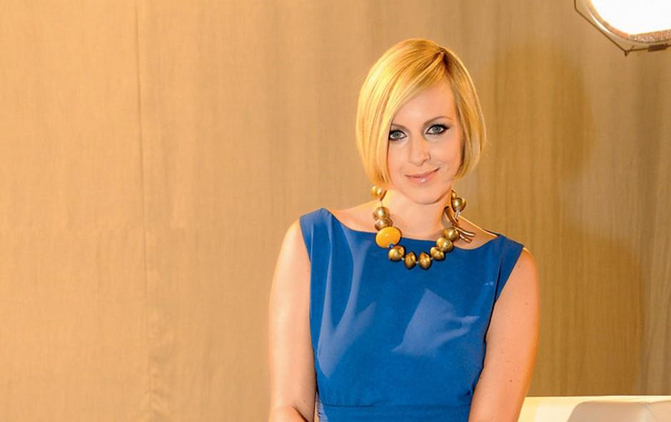 Anja K. Tomažin (foto: Sašo Radej)