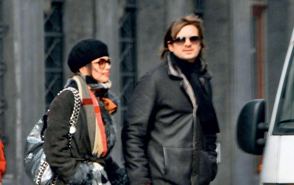 Severina in Milan Popović (foto: Story press)