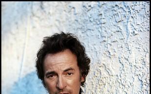 V Trst med drugim prihaja tudi Bruce Springsteen