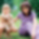 Nataša Bešter je navdušena nad mlado pevko Lino in njeno ljubeznijo do živali.