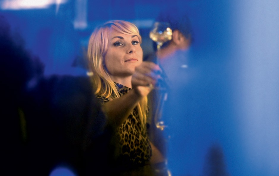 Vesna Janković ttrenutno preživlja težko obdobje, saj je njen zakon z Juretom na preizkušnji. (foto: Primož Predalič)