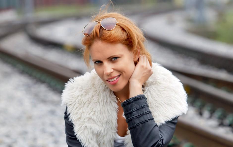 Manja Plešnar (foto: Helena Kermelj)
