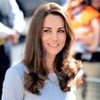Kate Middleton nad fazane s puško