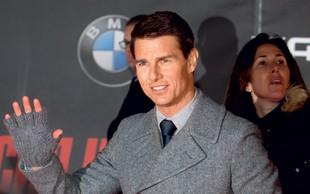 Tom Cruise: Obeta se nadaljevanje Top Guna