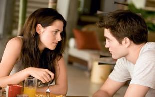 Kristen Stewart: V Pattinsona se je zaljubila na prvi pogled
