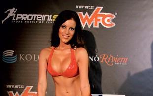 WFC: Mišice in lepa dekleta
