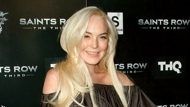 Lindsay Lohan: Po aretaciji v Playboy! (foto: Profimedia.si)