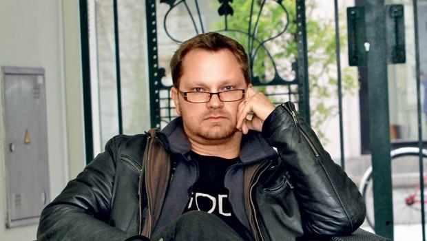 Jurij Zrnec (foto: Goran Antley, Sašo Radej)