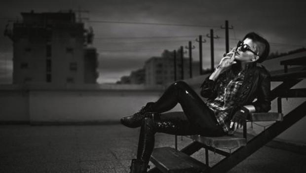 Sanjina Club Star se je do zdaj vrtel ekskluzivno na MTV, od danes dalje pa je na voljo vsem Sanjinim oboževalcem tudi na spletu. (foto: Foto: Mitja Kobal / fotohikari.com)